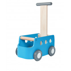 Chariot porteur mini-van