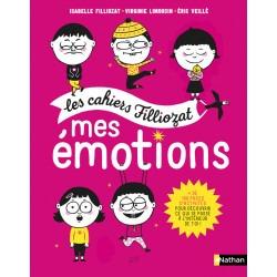 Mes émotions - Les cahiers...