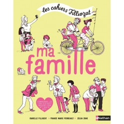 Ma famille - Les cahiers...