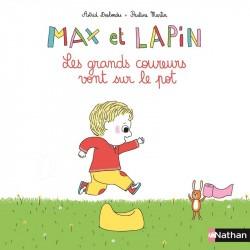 Max et Lapin : Les grands...