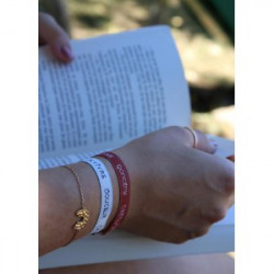 Lot de 2 bracelets de super pouvoirs pour parents merveilleux
