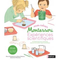 Mon cahier Montessori -...