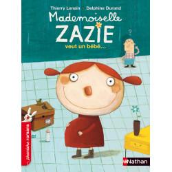 Mademoiselle Zazie veut un...