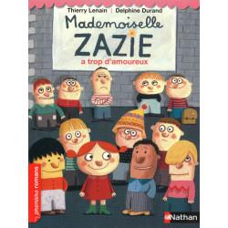 Mademoiselle Zazie a trop...