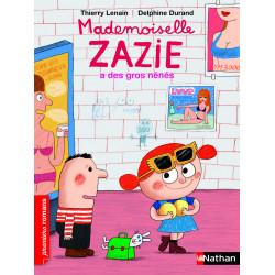 Mademoiselle Zazie a des...