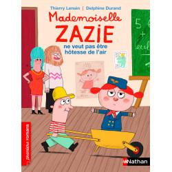 Mademoiselle Zazie ne veut...