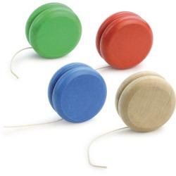 Yo-yo bois naturel