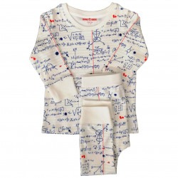 Pyjama 2 pièces coton bio...