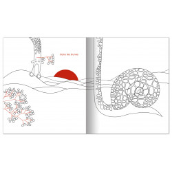 Raymond rêve en couleurs - Cahier de coloriage d'Anne Crausaz