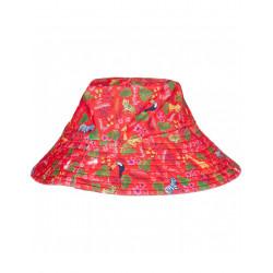 Chapeau anti-UV bébé - Safari