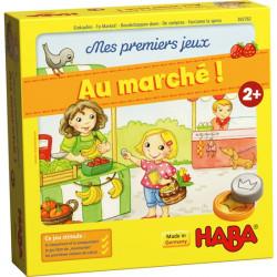 Au marché ! Mes premiers jeux HABA