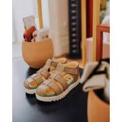 Sandales à sangle velcro enfant