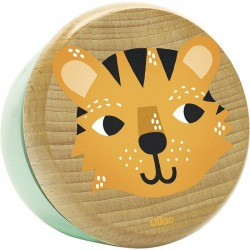 Boîte à musique tigre -...