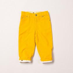Pantalon jeans velours fin